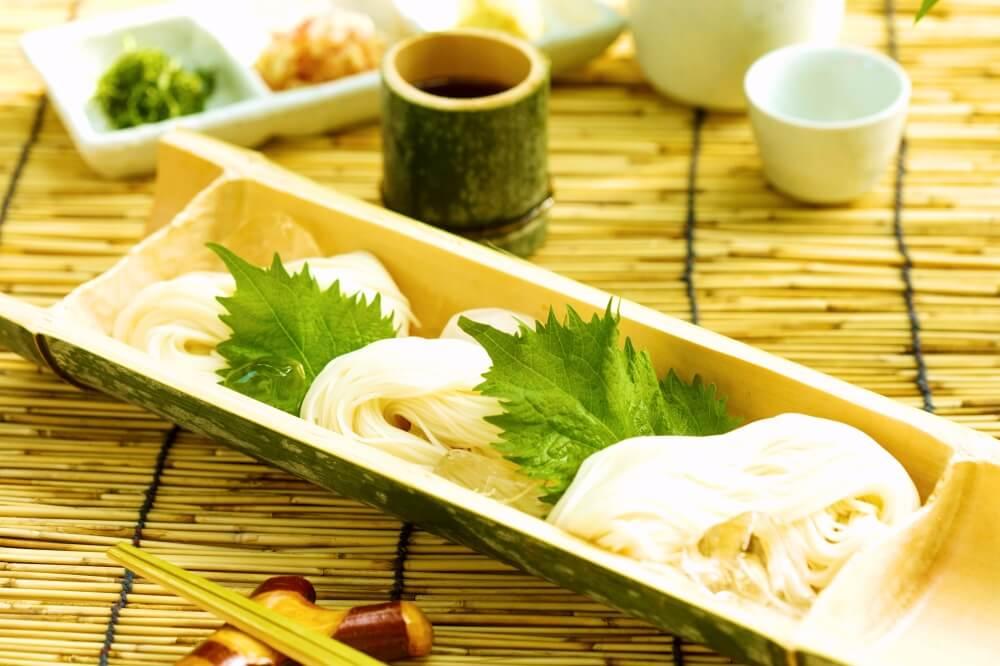 Summer Somen -- Arigato Japan Food Tours