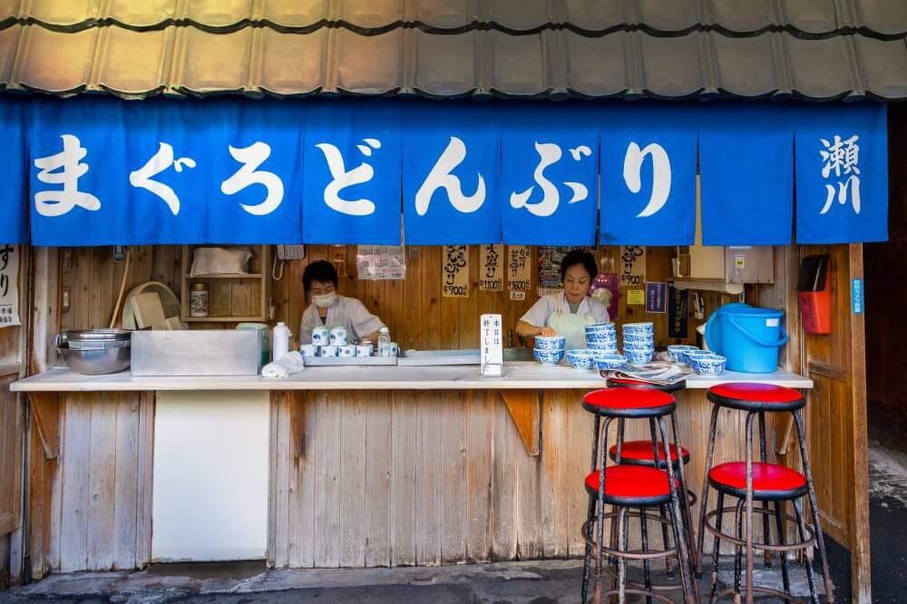 15 reasons why you still need to go to Tsukiji even though the inner market moved