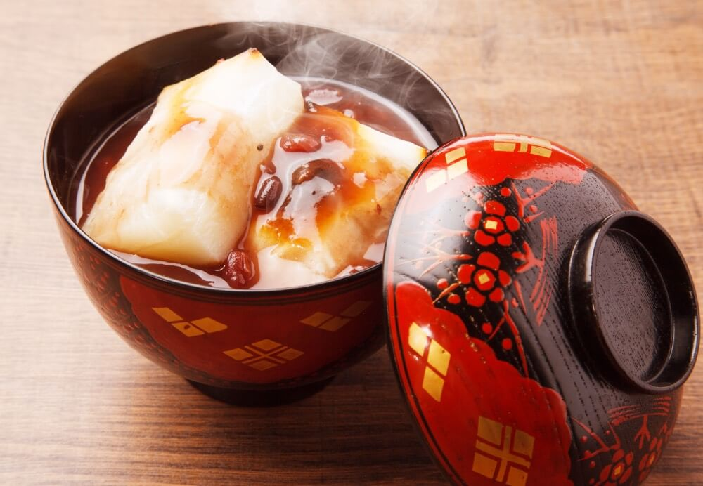 Celebrate with Japanese New Year Foods