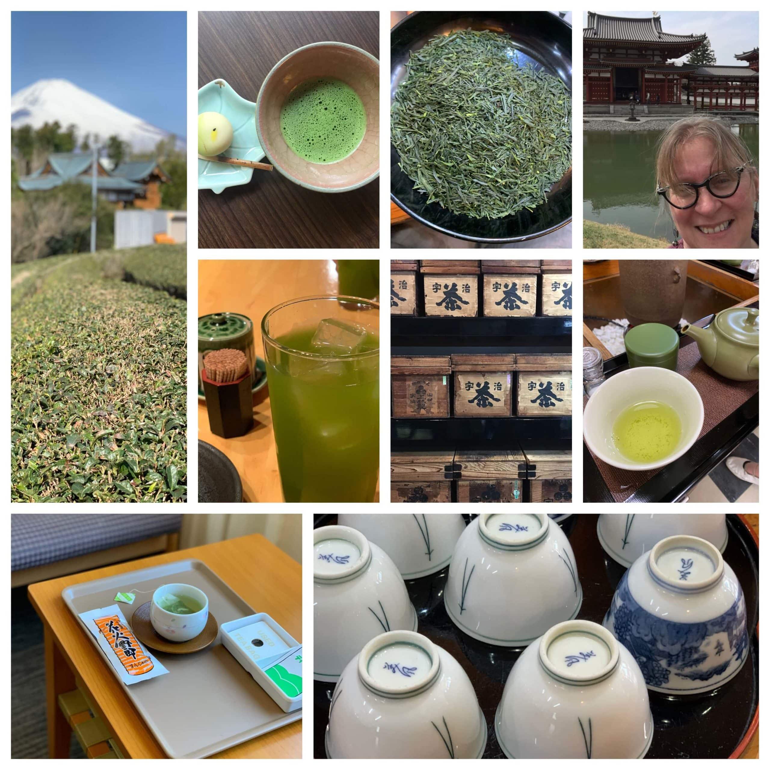 Green Teatime in Shizuoka, Japan!